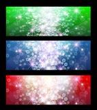 Stjärnabakgrund  Royaltyfri Bild