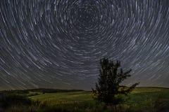 Stjärnadans Fotografering för Bildbyråer
