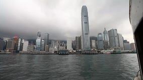 Stjärnafärjapir Hong Kong lager videofilmer