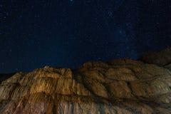 Stjärnafotografi Arkivfoto