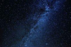 Stjärnahimmel Royaltyfri Bild
