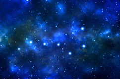 Stjärnaklunga Arkivbild