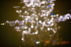 Stjärnakonstbakgrund Royaltyfria Bilder