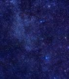 stjärnauniversum Royaltyfri Bild