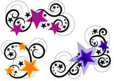Stjärnor Royaltyfri Foto