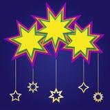 Stjärnor Royaltyfria Foton