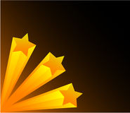 stjärnor 3d Royaltyfria Bilder