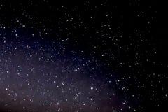 stjärnor i natthimlen, textur för bildstjärnabakgrund royaltyfri bild