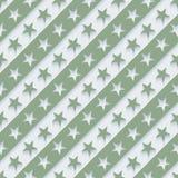 Stjärnor och bandWallpaper Arkivfoton