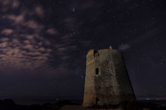 Stjärnor och torn Royaltyfri Fotografi