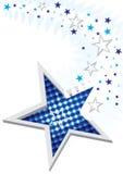 Stjärnor Seduction_eps royaltyfri illustrationer
