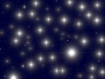 stjärnor tillsammans Fotografering för Bildbyråer