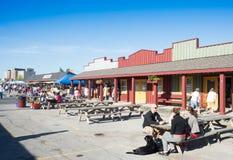 StJacobs, Ontario - de markt van de Landbouwer Royalty-vrije Stock Afbeelding