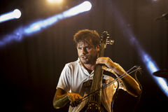 Stjepan Hauser 2cellos Photographie stock libre de droits