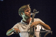 Stjepan Hauser 2cellos Obraz Stock