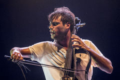 Stjepan Hauser 2cellos Imagem de Stock Royalty Free