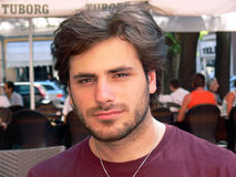 Stjepan Hauser from 2Cellos Stock Photo