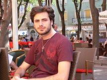 Stjepan Hauser van 2Cellos Stock Afbeeldingen