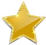 Stjärna Arkivfoto