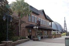 STK Orlando Restaurant Royaltyfria Foton