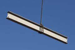 stål för metall för strålkonstruktionsbalk Royaltyfria Bilder