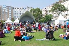 StLeonards festiwal Zdjęcia Royalty Free