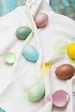 östliga ägg Arkivbild