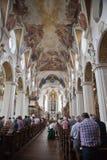 StMagnus kyrka fotografering för bildbyråer