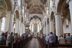 StMagnuskerk Royalty-vrije Stock Afbeelding
