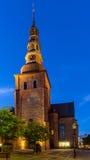 StMaria的教会 免版税库存照片