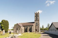 StMary-Kirche in Dunmanway lizenzfreies stockfoto