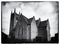 StMary-` s Kirche in Blessington Stockfotos