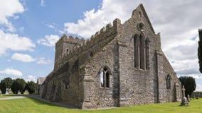 StMary ` s Uczelniany kościół w Gowran Fotografia Royalty Free
