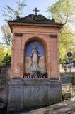 StMarykapel in Stresa, Italië Royalty-vrije Stock Afbeeldingen