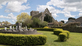 StMarys Kirche in Gowran stockfoto