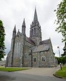 StMarys kyrka i Killarney, ståndsmässiga Kerry, Irland arkivbild