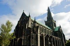StMungo katedra Glasgow, Szkocja Obrazy Royalty Free