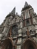 StNicolas Catedral Foto de archivo libre de regalías