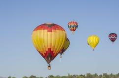 Stoßballone Stockbilder
