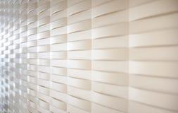 Stoßende Wand Lizenzfreies Stockfoto