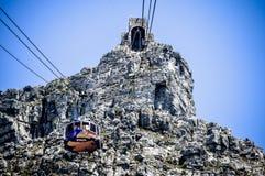 Stołowa góra - Kapsztad Południowa Afryka obraz royalty free