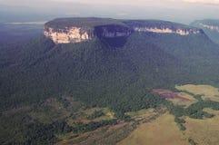 Stołowa góra - Wenezuela zdjęcia royalty free