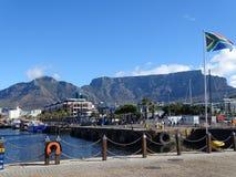 Stołowa zatoka przy nabrzeżem Zdjęcie Royalty Free