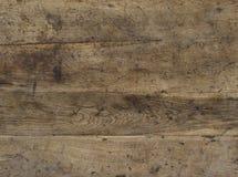 Stołowe odgórne brown wierzchołka deski obrazy stock