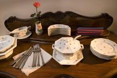 stołowy artykuły Zdjęcia Royalty Free