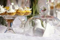 stołowy dekoracja ślub Obraz Stock