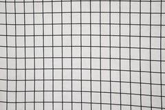 Stołowy deseniowy czarny płótno Obrazy Stock