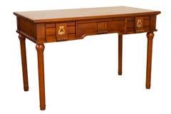 stołowy drewno Zdjęcia Stock