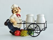 Stołu i kuchni narzędzia set obrazy royalty free