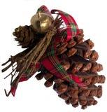 stożek świąteczne Zdjęcia Stock